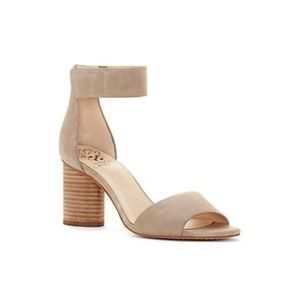 "Vince Camuto ""Jacon"" ankle strap heel"